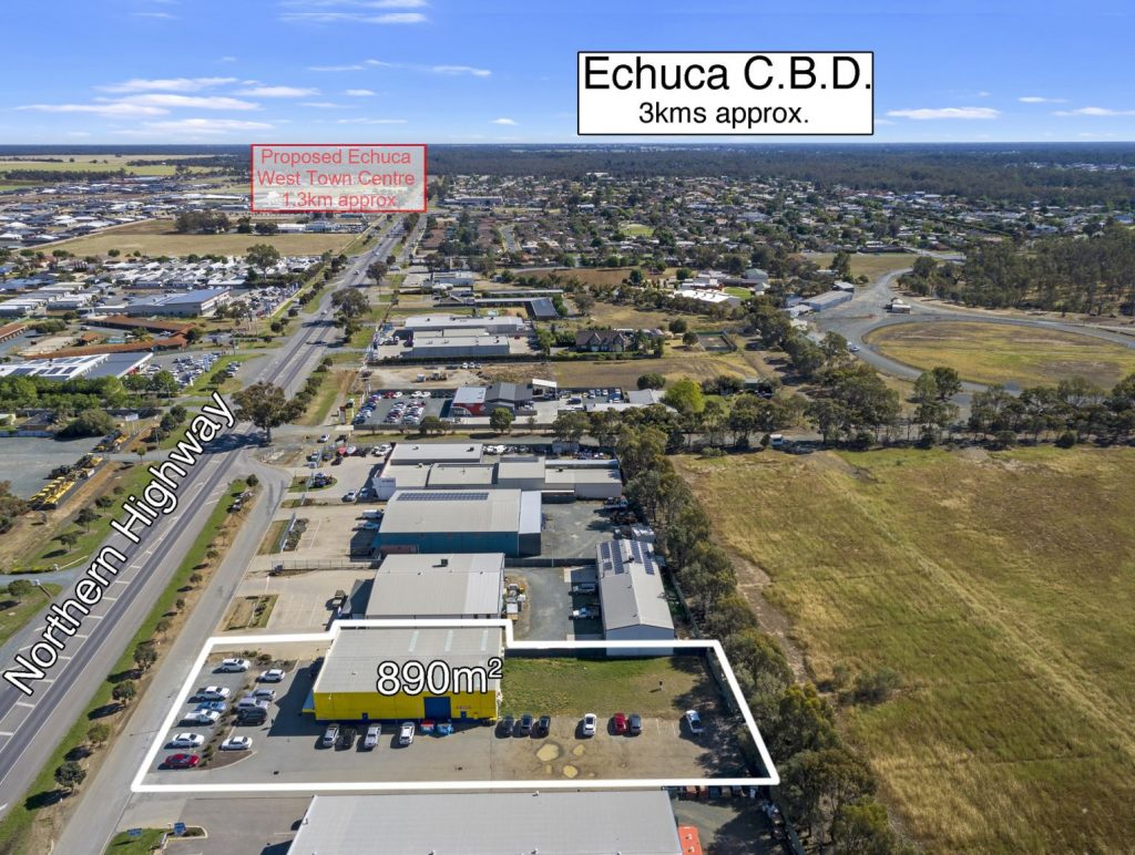 Retail and Medical Property for Lease Echuca